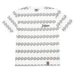 新作/爆裂爛漫娘/Tシャツ/白/XL/RMT-244/エフ商会/テッドマン/東洋