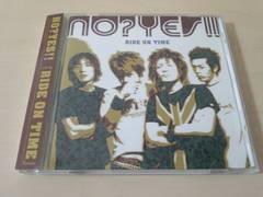 No?Yes!! CD「RIDE ON TIME」福岡県バンド●