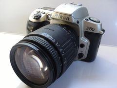 ニコン NIKON F60   レンズ付