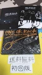 ☆新品同様☆即決○送料無料○初回版ONE OK ROCKワンオクMighty2014
