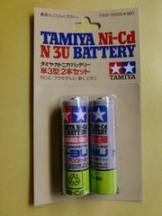 タミヤ カドニカ バッテリー2本入り