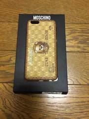 モスキーノ☆アイフォン6s☆くまちゃん