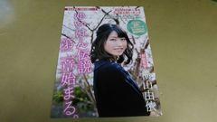 ★AKB48・横山由衣★グラビア雑誌切抜き・8P。