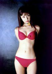 小倉優子  L判写真1枚☆G8-48