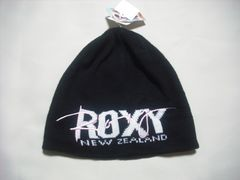 wb245 ROXY ロキシー ニット帽 ブラック