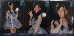 NMB48 高嶺の林檎 記念イベント 上西恵 生写真 コンプ AKB48