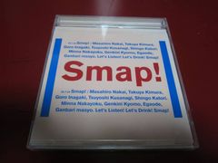 【中古CD】 Drink!Smap!