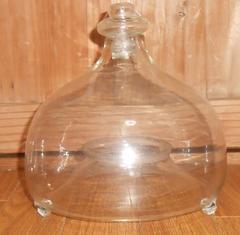 昭和レトロ、ハエの習性を生かしたハエ取瓶