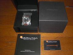 新品ハミルトン HAMILTON カーキ Khaki 腕時計 H64451533