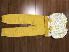 ampersand☆冬用パジャマ2枚セット
