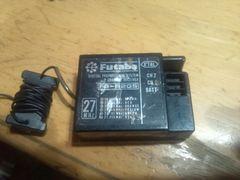 フタバ旧型AM27 2チャンネル受信機