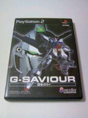 ■即決■PS2 G-SAVIOUR■ロボットゲーム機動戦士ガンダムGセイバー■