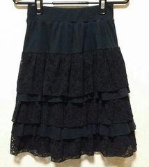 ☆新品未使用☆黒スカート