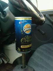 空き缶シフトノブオランジーナM12×P1.25人気