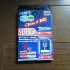 I-O DATA SDHCメモリーカード 8GB