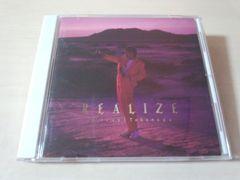 徳永英明CD「REALIZEリアライズ」●