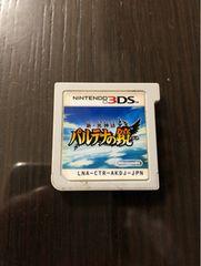 3DSソフト パルテナの鏡 中古品