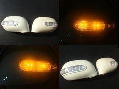 日産LEDドアミラーウィンカー マーチK12キューブZ11ノート