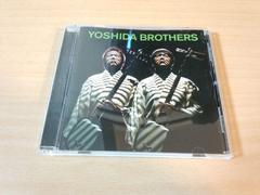 吉田兄弟CD「Yoshida Brothers」津軽三味線 和楽器●