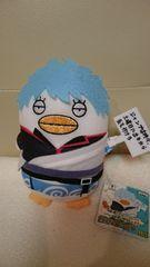 新品 銀魂 坂田銀時×エリザベス カバンに付けられるマスコット