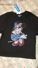 新品ディズニーミニードルマン Tシャツトップス定価\1990ライト・オン