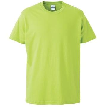 4.0オンス プロモーション Tシャツ ライムグリーン Lサイズ