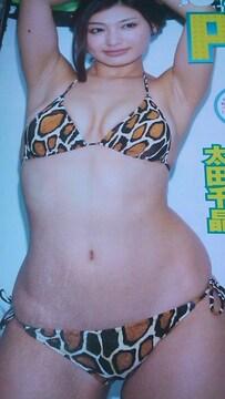 太田千晶複数のグラビア雑誌からの切り抜き