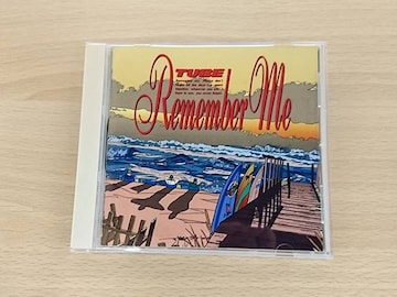 チューブCD「Remember Me」TUBE●