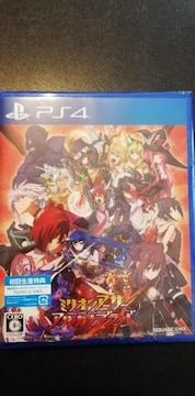 初回生産特典版!!PS4[ミリオンアーサーアルカナブラッド]パッケージ版・新品