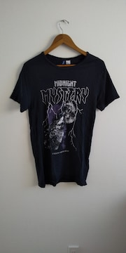 H&M  midnight MYSTERY Tシャツ XS