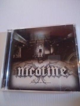 初回限定CD+DVD NICOTINEアルバム セッション