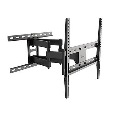 色黒 BESTEK テレビ壁掛け金具 26〜60インチ LED液晶テレビ対応