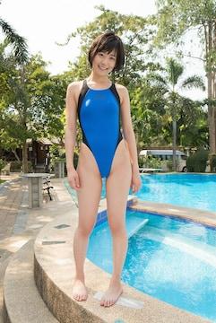 ■西野小春■ハイレグ水着 生写真(即決)d18