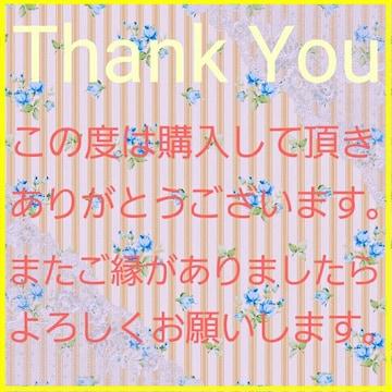 Thank Youシール B-3    5シート