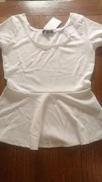 rienda★ペプラムTシャツ