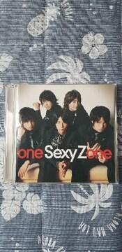 SexyZone/one Sexy Zone(限定盤)