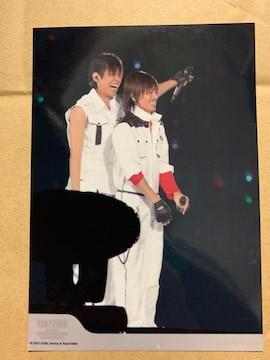 (正規)V6★坂本/森田/カウントダウンコンサートオフショット写真