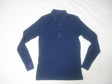 wr518 女 Ralph Lauren ラルフローレン 長袖ポロシャツ Sサイズ