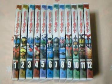 DVD仮面ライダーカブト レンタル版全12巻 水嶋ヒロ 山本裕典 加藤和樹