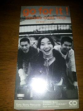ドリカム*goforit!DREAMSCOMETRUE☆CDシングル