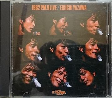矢沢永吉 1982 P.M.9 LIVE/EIKICHI YAZAWA WPCL-198 帯無 中古
