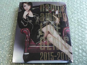 安室奈美恵【LIVEGENIC 2015-2016】Blu-ray(初回盤)他にも出品中