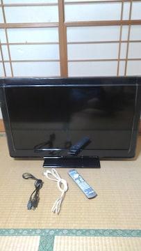 パナソニック 32V型 液晶テレビ ビエラ TH-L32C5  2012年式