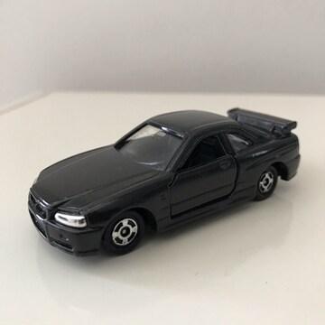 トミカ アニバーサリー ニッサン スカイライン GT-R R34
