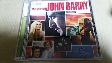 ジョン・バリー●The Best of JOHN BARRY Themeology