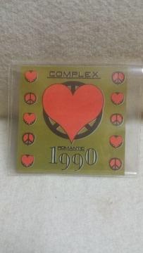 COMPLEX2ndアルバム購入特典非売品ステッカー 激レア