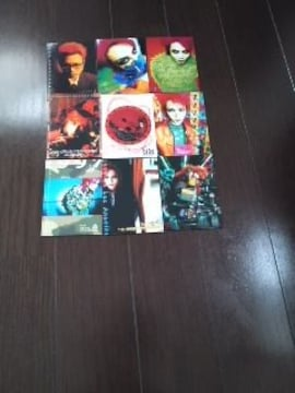hide(X JAPAN)[トレカ9枚SET]