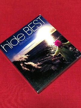 【即決】hide(BEST)初回盤