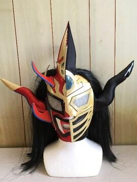 獣神ライガーサンダーライガーハーフマスク(^.^)