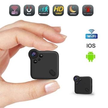 超小型 隠しカメラ 小型カメラ HD1080P
